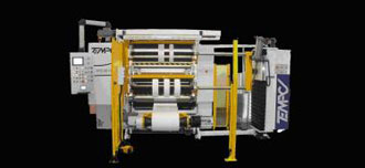 Новая бобинорезальная машина от Temac