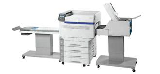 Новая система печати на конвертах