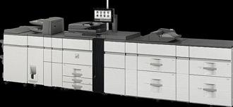 Sharp: цветные печатные машины начального уровня
