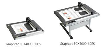 Новые планшетные режущие плоттеры Graphtec FCX4000