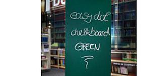 Полимерная плёнка Easy Dot Chalkboard Green