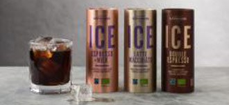 Кофе со льдом в упаковке CartoCan®