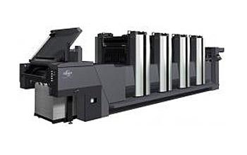Печатная машина RMGT 760ST-4 будет инсталлирована в Луге